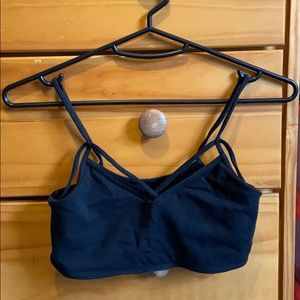 Victoria's Secret strappy bralette
